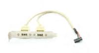 2x10 Pin konektor na 2x USB 2.0 CN